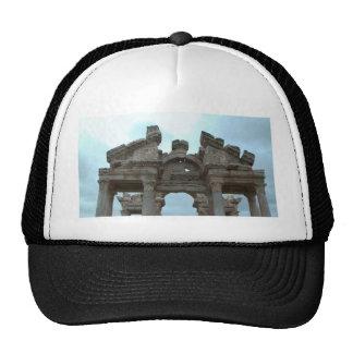 Roman Pediment Cap
