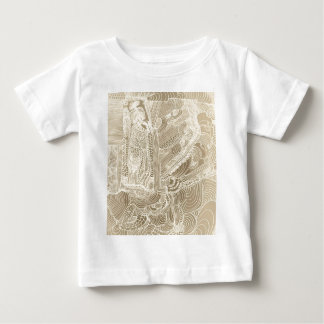 Roman Princess Baby T-Shirt