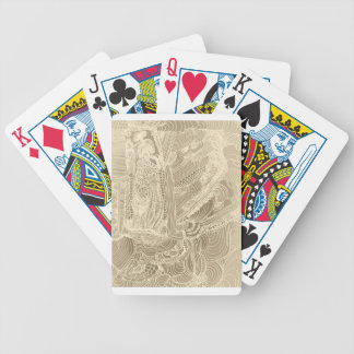 Roman Princess Bicycle Playing Cards