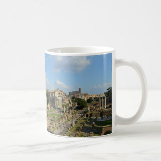 Roman Ruins in Rome Coffee Mug