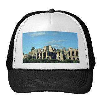 Roman ruins, Rome, Italy Trucker Hat