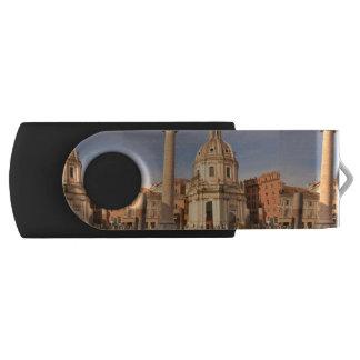 Roman Ruins USB Flash Drive