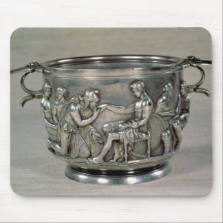 Roman silver-gilt drinking cup mouse pad