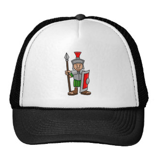 roman soldier cap