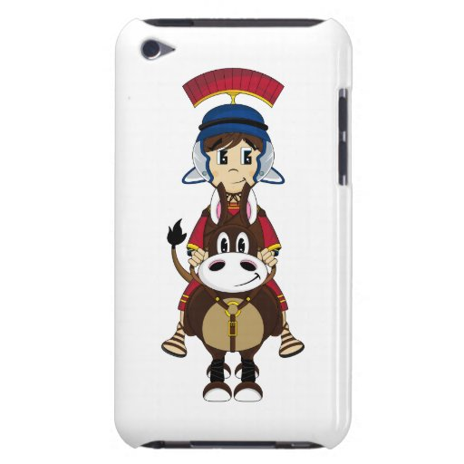 Roman Soldier itouch Case iPod Case-Mate Case