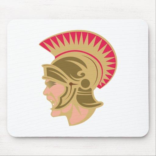 Roman soldier novel more soldier mousepads