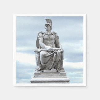 Roman Soldier Paper Napkin