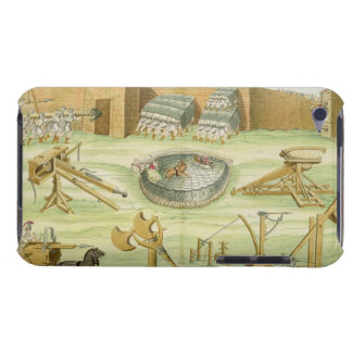 Roman Soldiers Besieging a Town, plate 23B, class Barely There iPod Covers