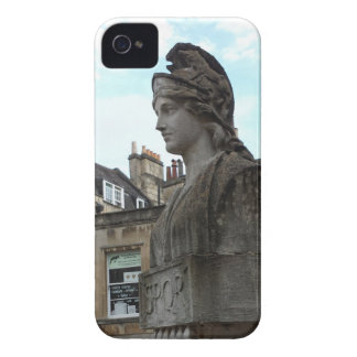 Roman Spa, Bath, England iPhone 4 Cover