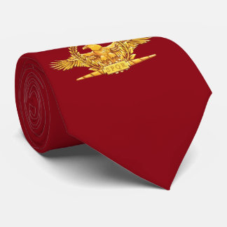 Roman SPQR Eagle Tie