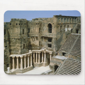Roman theatre at Bosra , Syria Mouse Pads