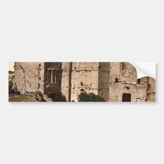 Roman theatre, Orange, Provence, France classic Ph Bumper Stickers