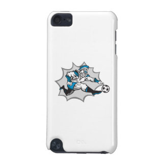 Roman Warrior Soccer Player Ball Retro iPod Touch 5G Cases