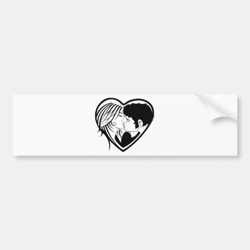 Romance Bumper Sticker