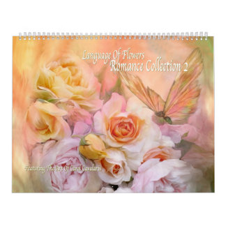 Romance Collection 2 Art Calendar