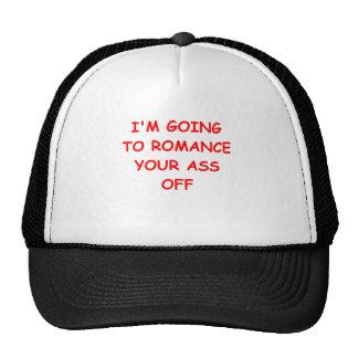 ROMANCE HAT