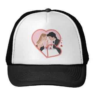 Romance Mesh Hat