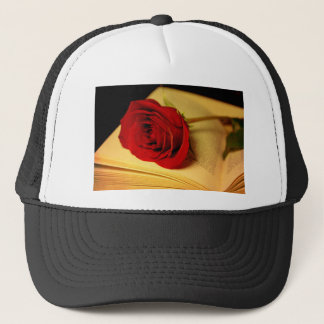 Romance in Literature Trucker Hat
