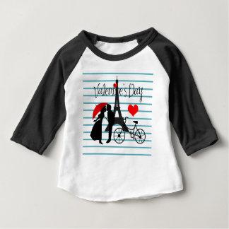 Romance in Paris Baby T-Shirt