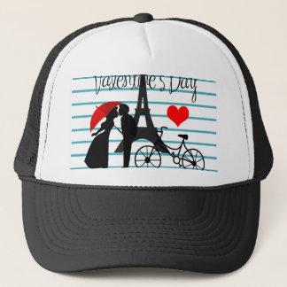 Romance in Paris Trucker Hat
