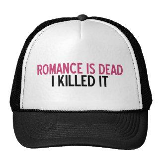 Romance Is Dead Hats