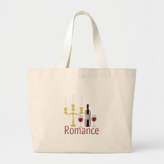 Romance Large Tote Bag