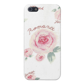 Romance Love Case For The iPhone 5