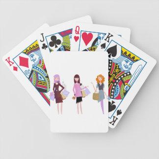 Romance model Girls : Tshirts Poker Deck