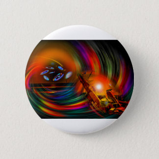 Romance OF sailing - time tunnel 6 Cm Round Badge