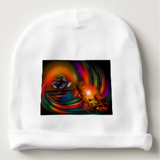 Romance OF sailing - time tunnel Baby Beanie