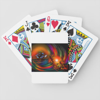 Romance OF sailing - time tunnel Bicycle Playing Cards