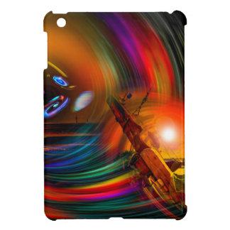 Romance OF sailing - time tunnel iPad Mini Cover