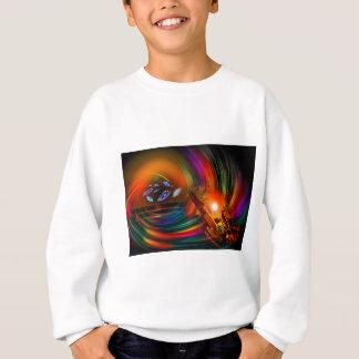Romance OF sailing - time tunnel Sweatshirt