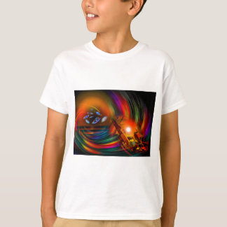Romance OF sailing - time tunnel T-Shirt