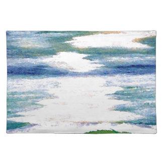 Romance of the Sea - Ocean Art Decor Placemat