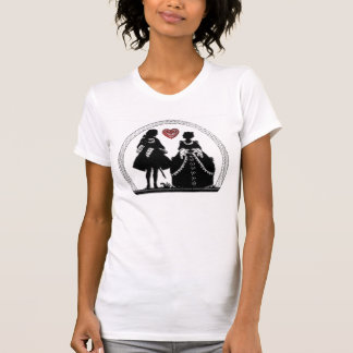 Romance Silhouettes T-Shirt