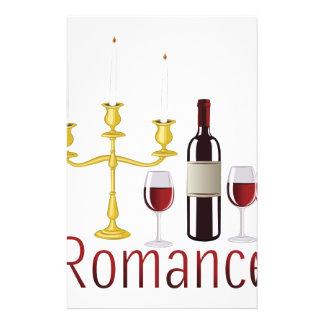 Romance Stationery Design