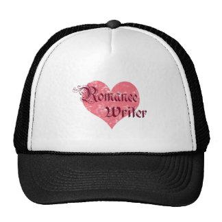 Romance Writer Mesh Hats