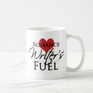 Romance Writer's Fuel Coffee Mug