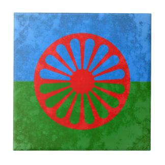 Romani Ceramic Tile
