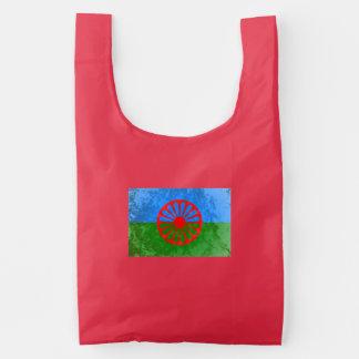 Romani flag baggu reusable bag