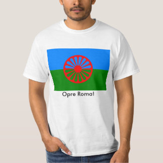 Romani Flag T-Shirt