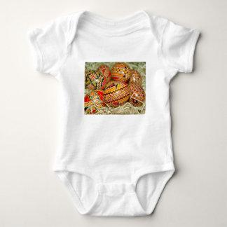 Romania Baby Bodysuit