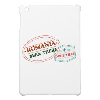 Romania Been There Done That Cover For The iPad Mini