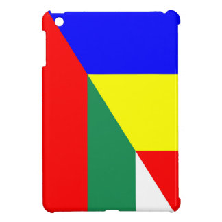romania bulgaria flag country half symbol case for the iPad mini