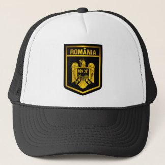 Romania Emblem Trucker Hat