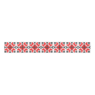romania folk ethnic floral geometric motif costume grosgrain ribbon
