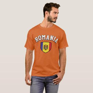 Romania Football Soccer Fans T-Shirt