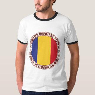 Romania Greatest Team T-Shirt