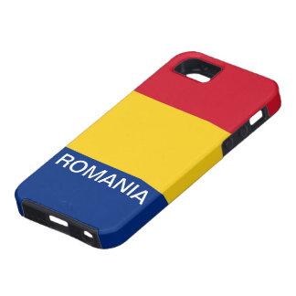 ROMANIA iPhone 5 CASE